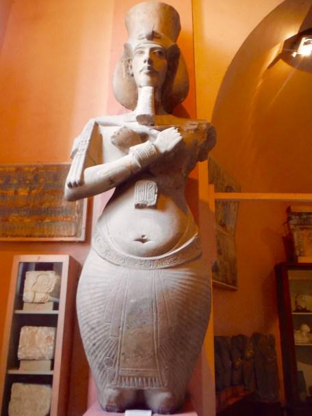 King Amenhotep IV - New Kingdom - 18th Dynasty - 1353-1336 BC