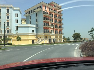 Some of the condos at Qanat Quartier