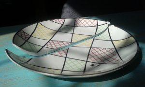 broken dinner plate