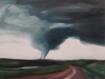 Strange Weather (4) 2005, oil/canvas, 20x26 inches: Storm's Coming Six authors get personal about climate change BY GRETEL EHRLICH, JARED DUVAL, JAY GRIFFITHS, PETER SAWTELL, PICO IYER, AND CARL SAFINA Published in the September/October 2008 issue of Orion magazine