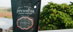 JoyHouse Coffee on a Roof in Haiti