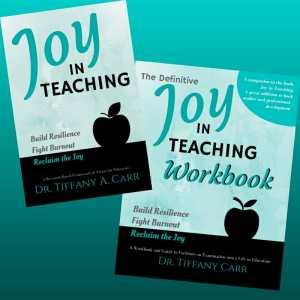 Joy in Teaching Books