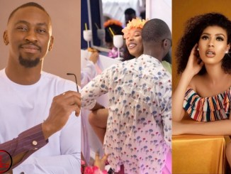 """BBNaija 2021: """"I Would've Left The House Willingly If You Weren't Here"""" – Saga Tells Nini (VIDEO)"""