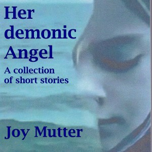 Audiobook cover plus text Her demonic Angel