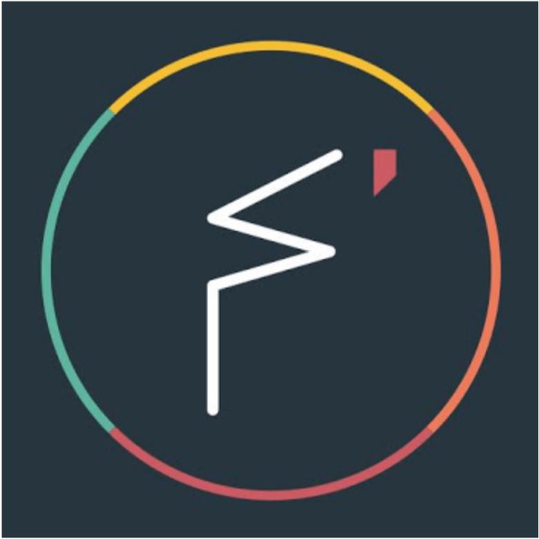 logo van de app Fittin' Room - apps om succesvol te shoppen bij je lokale handelaar