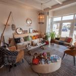 Interior van lou boutique