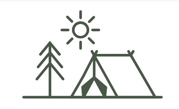 Top 5 apps voor een geslaagde camping - Welcome to my garden
