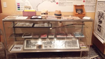 Barrow Gang pictures and artifacts