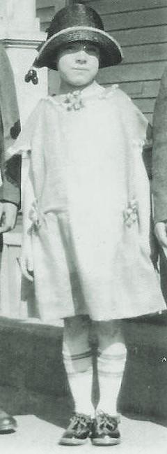 Doris Wilson, Easter 1925