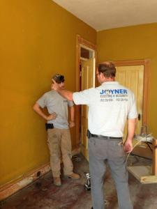 Joyner Electric & Security | Renovation Services