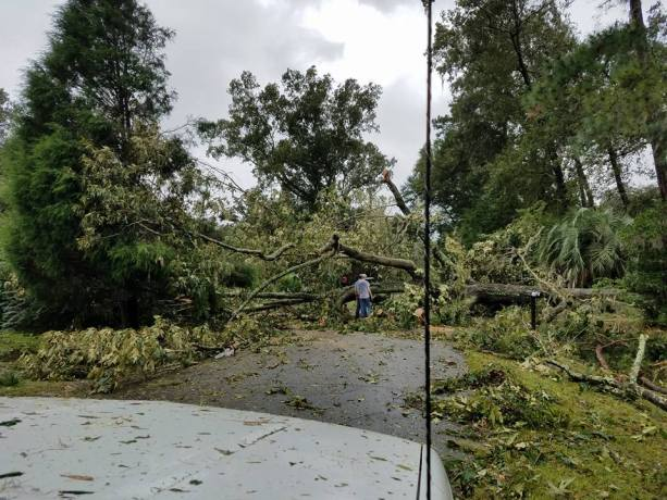 hurricane matthew - savannah - joyner electric and security