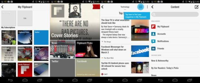 Flipboard Android News