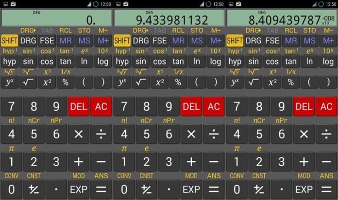 10 Melhor aplicativo de calculadora para Android