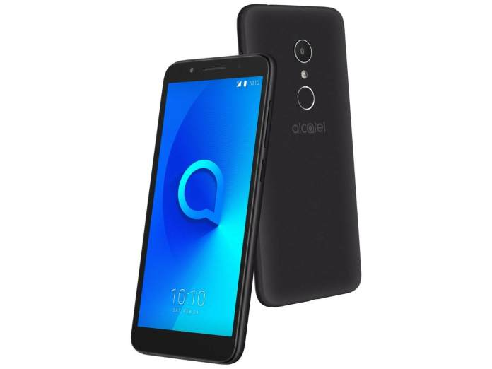 Alcatel 1X Android GO Edition