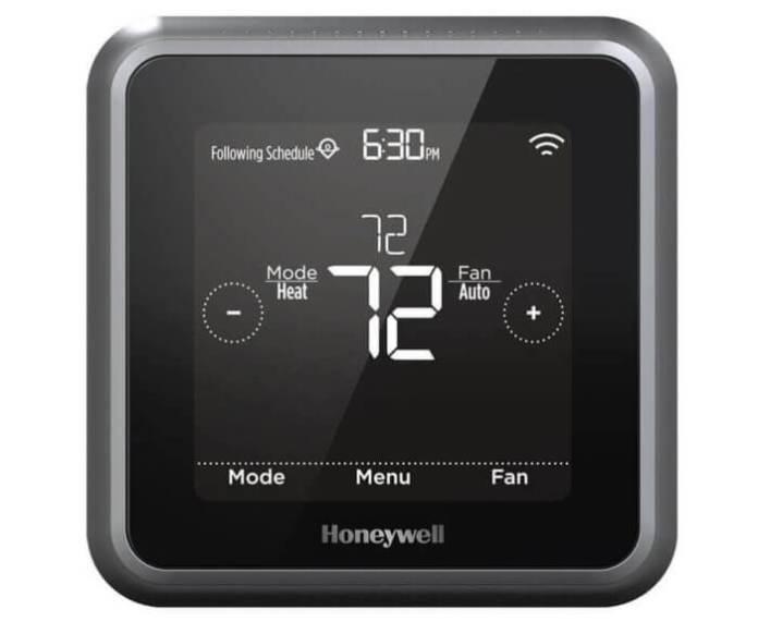 Honeywell Lyric T5 Wi-Fi Smart Touchscreen Thermostat