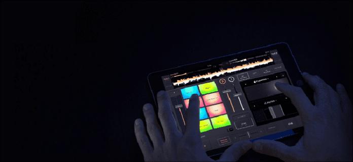 Como usar os aplicativos de mixagem de música?