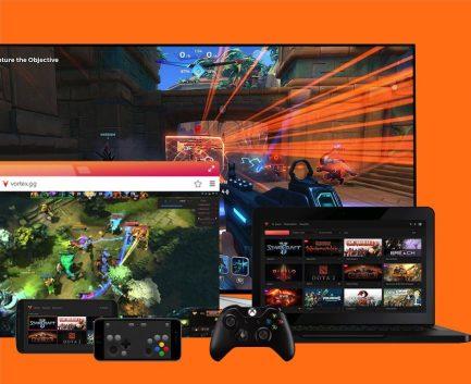Use seu controlador XBOX em seu Vortex Cloud Gaming no Android