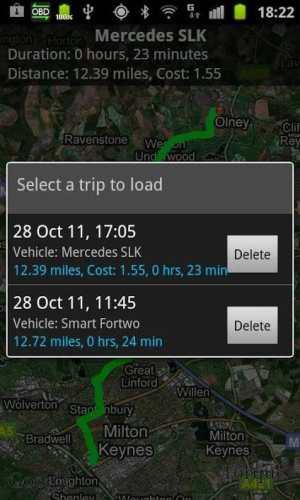 Melhores aplicativos de diagnóstico de carro para Android - Torque Pro GPS