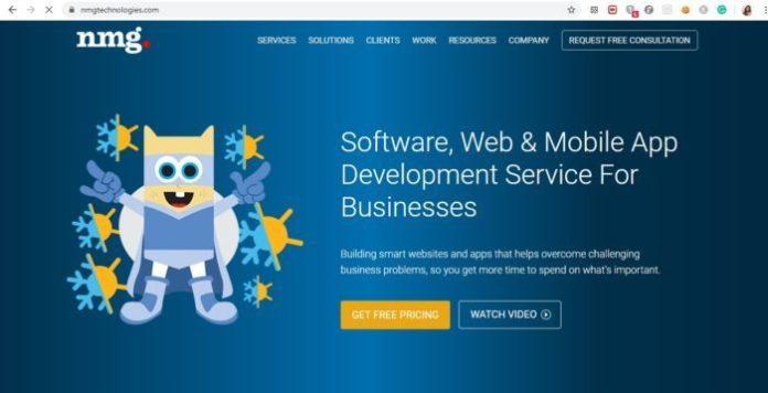 empresas de desenvolvimento de aplicativos