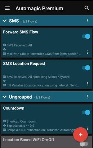 Melhores aplicativos Auto Clicker para Android - Automagic Flow