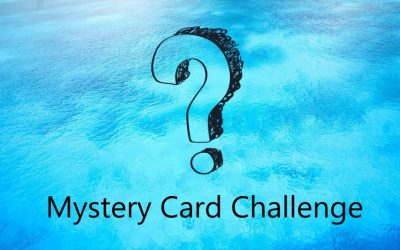 Mystery Card Challenge July 2021 Stampin Up