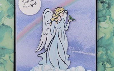 How to Paint a Rainbow & Angel