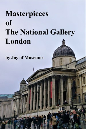 National Gallery London Cover copy