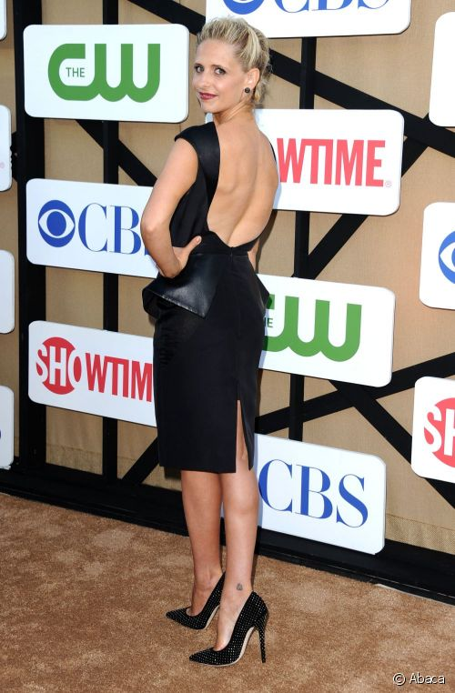 Actress Sarah Michelle Geller
