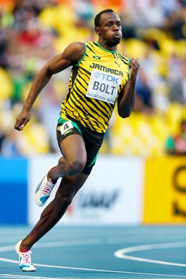 Olympic Athlete Usain Bolt