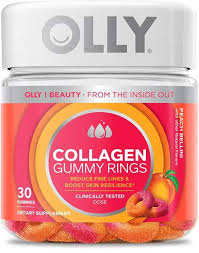 Olly Collagen Gummy Rings