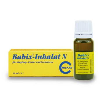 babix-inhalat-n-鼻塞精油 10ml
