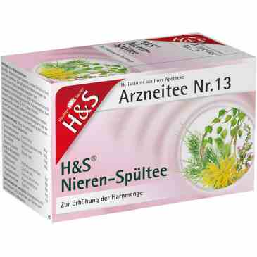 H&S 腎臟尿道保健茶Nr. 13 (20小包)
