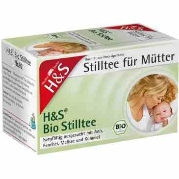 H&S 有機哺乳茶 (20小包)