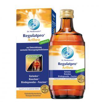 """(橘色)瑞古樂""""關力捷""""右旋乳酸強健骨骼、減少骨質疏鬆的能量Regulatpro®Arthro 350 ML"""