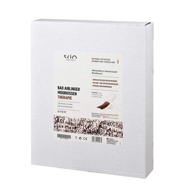 Scio 天然摩爾沼澤 熱枕用於背部熱敷和背部冷療敷墊 40 x 60 CM
