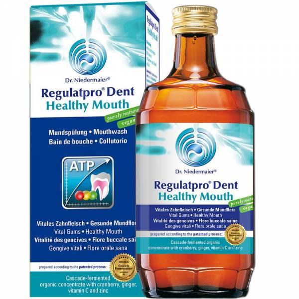 瑞古樂右旋乳酸樂康能量Regulatpro口腔健康漱口水