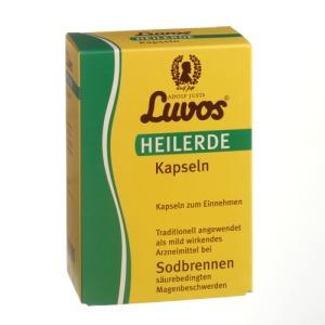 Luvos Heilerde Kapseln 天然藥泥調理腸胃膠囊~緩解胃灼燒/胃酸過多
