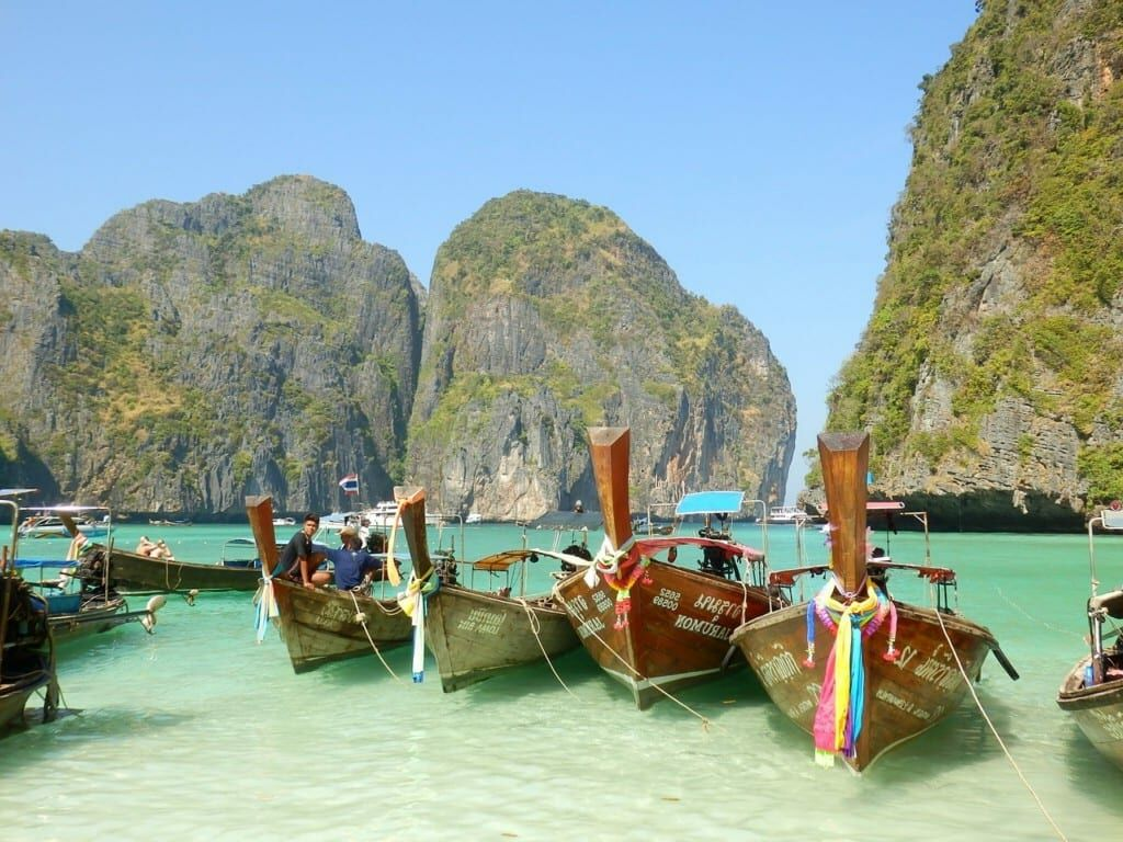 Phuket Thailand Sail January 16-23, 2021