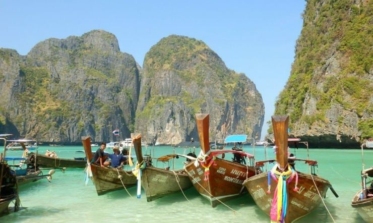 Phuket Thailand Sail January 16-23, 2022