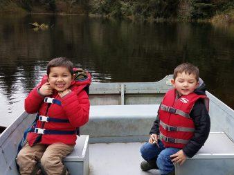 Caring Cabin - Gideons Family Photos