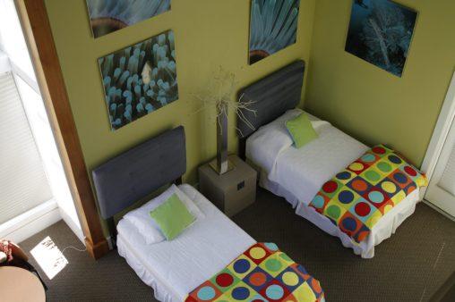 Caring Cabin - Children Old Bedroom