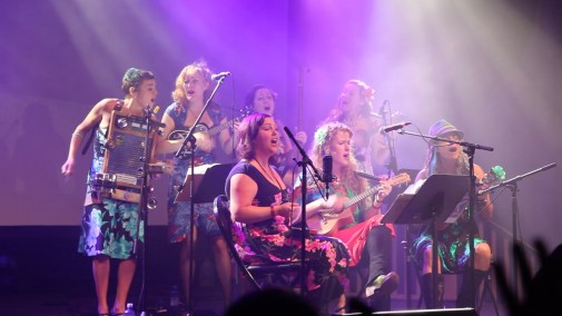 Ukuladies You Who Rock Show