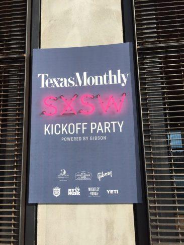 SXSW Texas Monthly