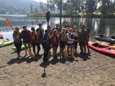 NatureRx Kayaking