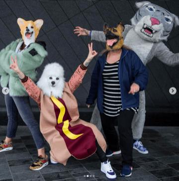 Nike Challenge 2019 Joy Drive