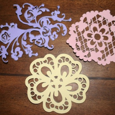 Cricut Elegant Cakes Cartridge & Cri-Kit Gel Pens