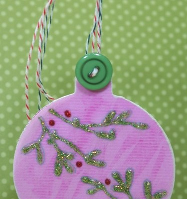 Cricut Joys of the Season Tag 12 Days of Christmas DAY ONE GIVE AWAY