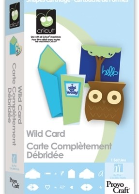 Wild Card Cricut Cartridge Help