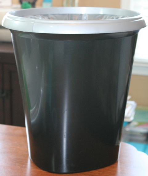 Creative Cricut And Vinyl Projects On Pinterest: Cricut Expression 2 Vinyl Garbage Can Project Part 1