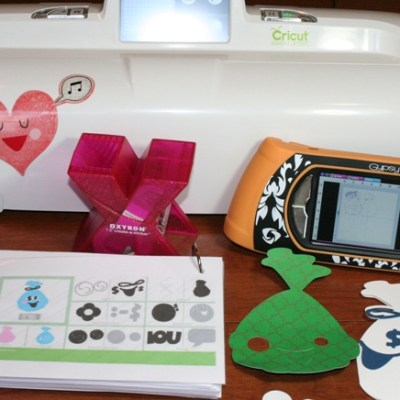 How to Save Money Series Part 2 & Cricut Gypsy Smiley Cards Moneybag card